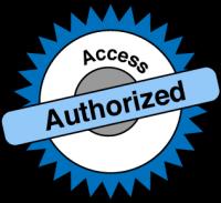 HIPAA Access authorized